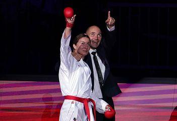 """Rafael Ağayev və İrina Zaretska """"Grand Winners"""" mükafatı qazandı"""