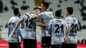 """""""Beşiktaş""""dan böyükhesablı qələbə, """"Qaziantep"""" büdrədi"""