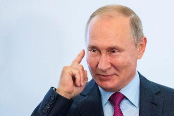 """""""Bu qərar idmanla əlaqəsi olmayan siyasi xarakter daşıyır"""" - Vladimir Putin"""