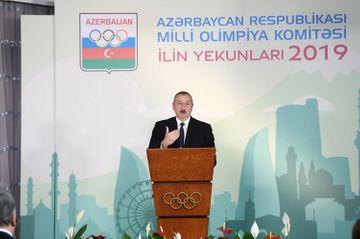 """Azərbaycan Prezidenti: """"Mən idmanla müntəzəm, fasiləsiz məşğul oluram"""""""