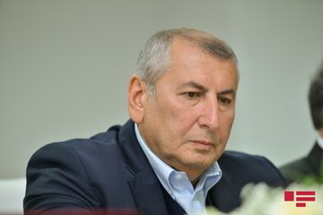 """""""Atam məni voleybola qoymurdu"""" - Faiq Qarayev"""