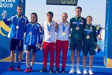 Dördüncü medal - Dünya Çimərlik Oyunlarında