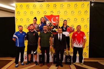 """Qılıncoynadanımız """"Satellite"""" seriyalı turnirdə qızıl medal qazandı"""