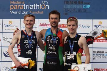 Triatlonçumuz Avropa Kubokunun qalibi oldu
