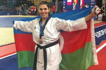Aynur Məmmədova 4-cü dəfə Avropa çempionu olub