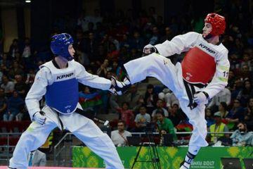 Taekvondoçumuz Avropa Oyunlarında bürünc medal qazandı