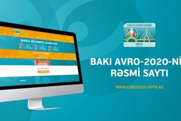 AVRO-2020: Bakıdakı oyunlarla bağlı yeni sayt istifadəyə verildi
