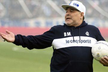 Maradonadan geridönüş