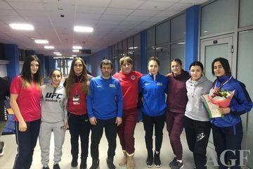 Güləşçilərimizdən 2 medal - Rusiya kubokunda