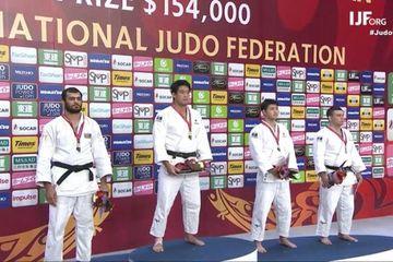Elmar Qasımov finalda uduzdu - 13 cüdoçuya 1 medal