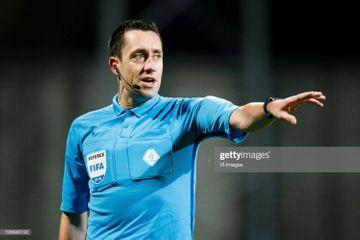 Macarıstan - Azərbaycan oyununun hakimləri açıqlandı