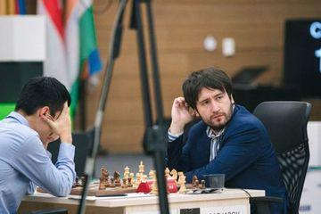 Teymur Rəcəbov Dünya Kubokunun finalında