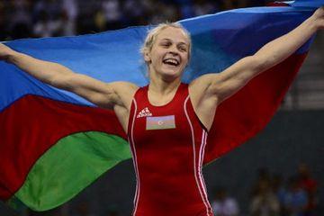 Mariya Stadnik dördüncü dəfə Yay Olimpiya Oyunlarına lisenziya qazandı
