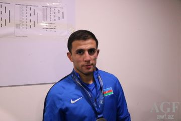 """Rafiq Hüseynov: """"O dedi ki, üzülmə, mən heç medal da almamışam"""""""