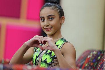 Azərbaycan gimnastı Tokio Yay Olimpiya Oyunlarına lisenziya qazanıb