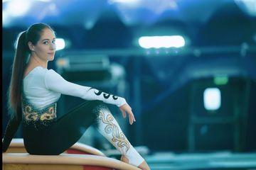 Yarımçıq qalan Dünya Kubokunun bürünc medalçısı elan edildi - Azərbaycan gimnastı