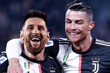 """Yuventus""un arzusu - Messi-Ronaldo tandemi"