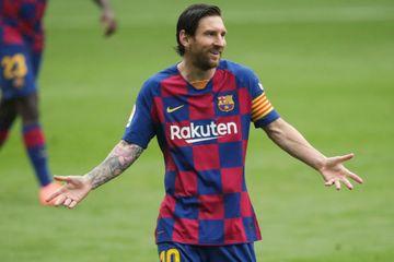 500 milyon avro qazanacaq - Messi