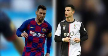 "Ronaldo Messini qabaqladı - ""Golden Foot"" qazandı"