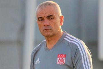 """Koronavirusa yoluxdu – """"Sivasspor""""un baş məşqçisi"""
