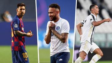 2020-ci ildə ən çox qazanan futbolçular - SİYAHI