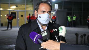 """""""Bizə əziyyət vermək istədilər"""" – """"Sivasspor""""un prezidenti İsraildəki münasibətdən narazıdır"""