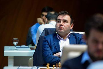 """""""Tata Stell Chess""""də - Şəhriyar Məmmədyarov"""