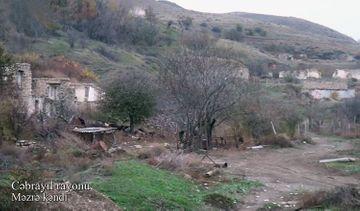 Cəbrayılın Məzrə kəndi - VİDEO