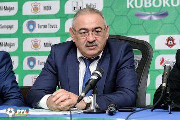 """Ramin Musayev: """"Çempionat dayandırılsa, yenə ilk """"dördlük"""" avrokuboklara gedəcək"""" - MÜSAHİBƏ"""