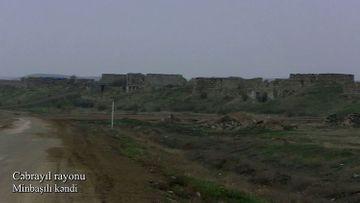 Cəbrayıl rayonunun Minbaşılı kəndi - VİDEO