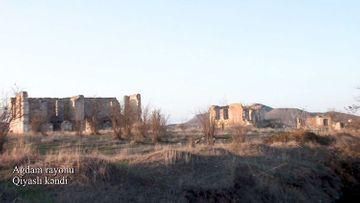 Ağdamın Qiyaslı kəndi - VİDEO