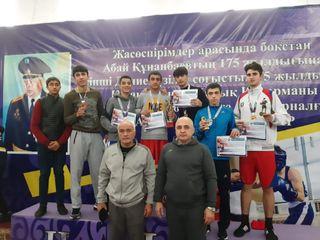 Beynəlxalq turnirdə 8 medal - boksçularımızdan
