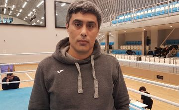 """""""Hansı boksçu güclü olacaqsa, o da komandada yer alacaq"""" - Elbrus Rzayev"""