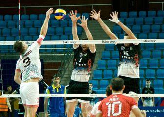 Gürcüstan komandası Bakıda - Azərbaycan çempionatında oynamaq üçün