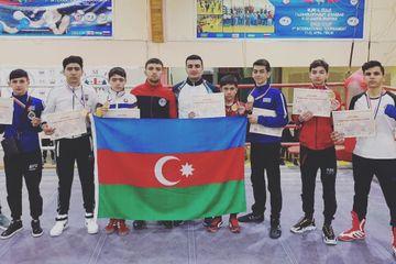 Tbilisidə 10 medal