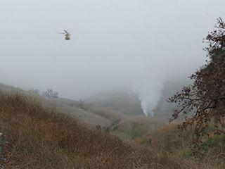 Kobi Brayantın helikopterinin qəzaya uğramasının səbəbi - qatı duman