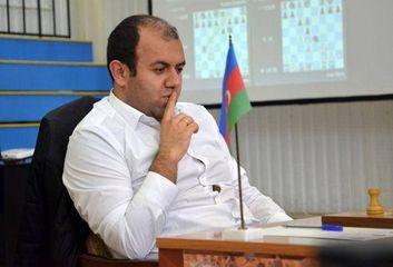 Dünyaya meydan oxuyan şahmatçıya qalib gəldi – Rauf Məmmədov