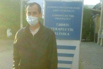 Koronavirusa qalib gəldi - idman jurnalisti