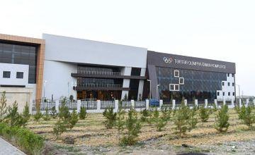 Daha bir Olimpiya İdman Kompleksi açıldı - Tərtərdə