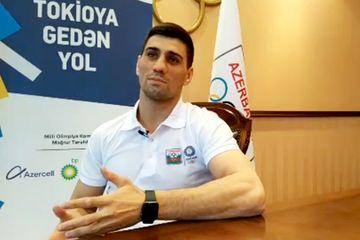 """Rüstəm Orucov: """"O olmasaydı, indi Olimpiya və dünya çempionu idim"""" - MÜSAHİBƏ"""