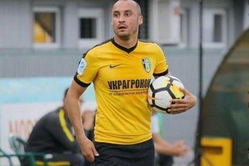 Azərbaycanlı futbolçunun yubiley oyunu - Ukraynada