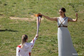 Olimpiadanın məşəlinin estafeti azarkeşsiz olacaq