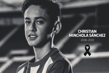"""""""Atletiko""""nun futbolçusu öldü - 14 yaşında"""