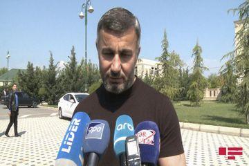 """""""Çalışırıq ki, futbolçularımızı boş buraxmayaq"""" - Qurban Qurbanov"""