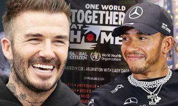 Hamiltondan yeni rekord: Bekhemi arxada qoydu