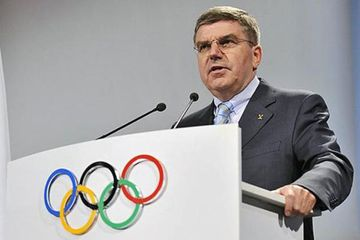 Tomas Bax Tokio Olimpiadasından danışmağın tez olduğunu dedi