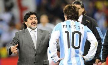 Maradona ilə Messini müqayisə etdi - Azərbaycan kubokunun qalibi