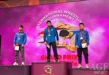 Moskva Qran-prisində 5 medal – güləşçilərimizdən