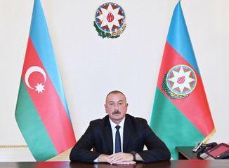 Azərbaycan Prezidenti, Rusiya Prezidenti və Ermənistan Baş naziri döyüş əməliyyatlarının dayandırılması haqqında bəyanat imzalayıb