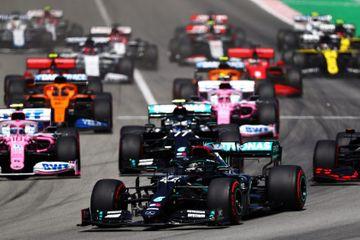 """Bakı Qran-prisinin vaxtını açıqladı - """"Formula-1"""""""
